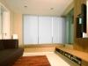 rolety okienne na całą wysokość ściany
